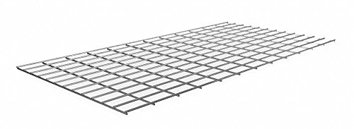 Decking, Galv Wire, 48in, 24in, 500 lb. Cap