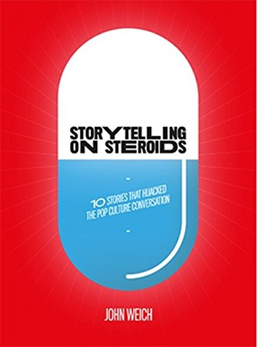 Storytelling on Steroids: 10 stories that hijacked the pop culture conversation