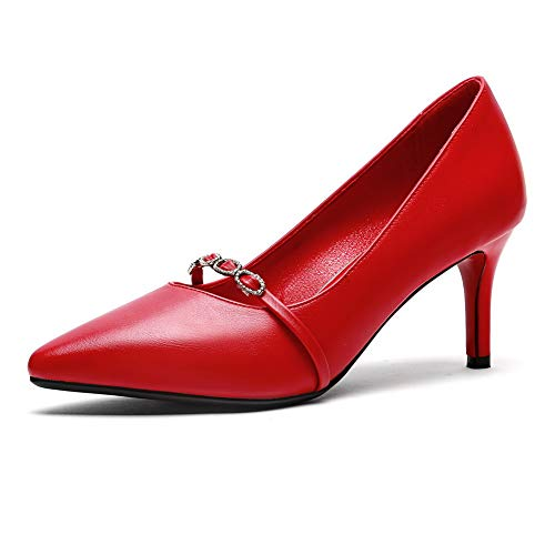 Red Mujer MMS06372 cu a 1TO9 Sandalias con OYqawX
