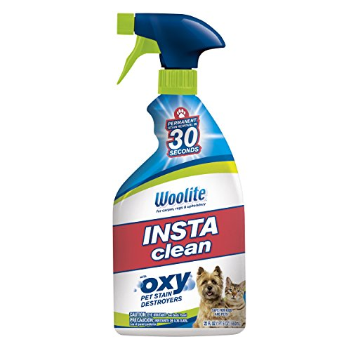 Bissell Woolite INSTAclean Pet Stain Remover, 1684 (Removal Stain Feces)