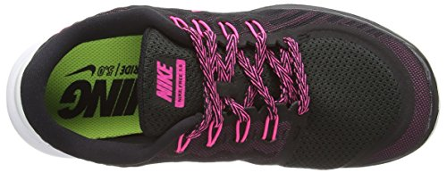 Nike Free 5.0 Women's Trainer Multicolor (Black/Pink Pow/Pink Flash/Pink Glow) gTW91xs
