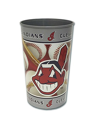 Brax MLB Cleveland Indians Cup, 32-Ounce