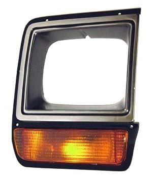 OE Replacement Dodge Pickup Passenger Side Headlight Door (Partslink Number CH2513135)  sc 1 st  Amazon.com & Amazon.com: OE Replacement Dodge Pickup Passenger Side Headlight ...
