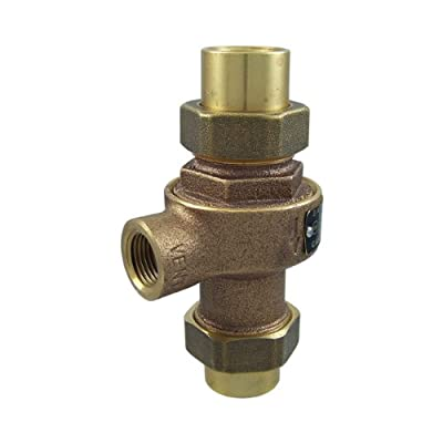 Cash Acme 09563-0125 Fwc Adjustable 1/2-Inch Pressure Relief Valve from Cash Acme