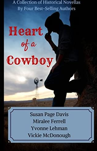 book cover of Heart of a Cowboy