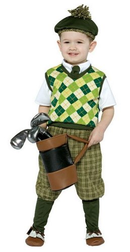 Future Golfer Toddler Costume - Small ()