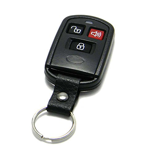 Replacement Case 2004-2006 Hyundai Santa Fe Keyless Entry Remote Key Fob (FCC ID: OSLOKA-221T, P/N: - Strap 2006 New