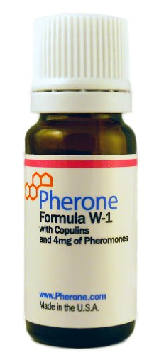 (Pherone Formula W-1 Pheromone Cologne for Women to Attract Men, with Human Copulins and Pure Human Pheromones)