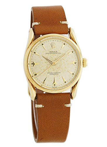 Rolex Oyster Perpetual Automatic-self-Wind Male Watch 6590 (Certified Pre-Owned)