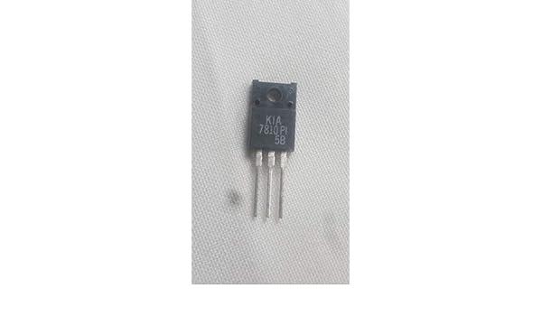 1 Piece KIA7810PI Voltage Regulator 10V 1A Replacement NTE1968 Positive 10V