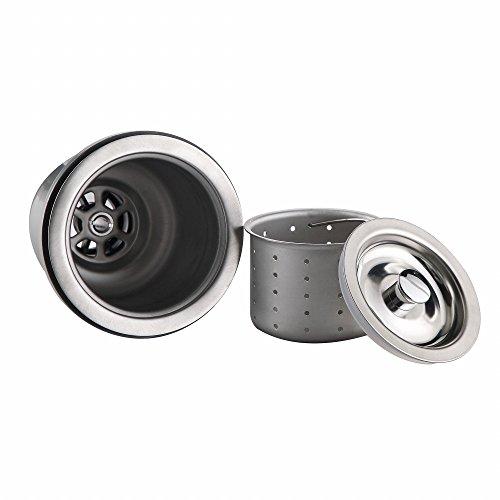 (Kraus BST-1 Stainless Steel Basket Strainer)