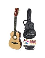 Pyle-Pro PGAKT30 30\'\' Inch Beginner Jamer, Acoustic Guitar ...