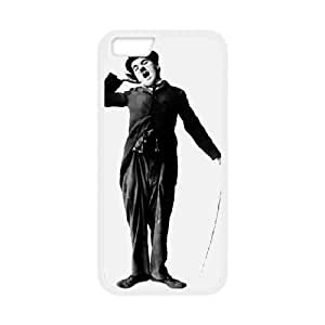 Charles Chaplin iPhone 6 4.7 Inch Cell Phone Case White yyfabc_939403