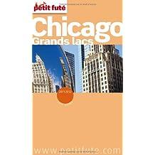 CHICAGO GRANDS LACS 2011-2012 + PLAN DE VILLE