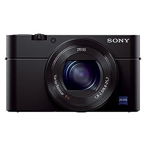 RetinaPix Sony RX100 III Premium Compact Camera with 1.0-Type Exmor CMOS Sensor (DSC-RX100M3)