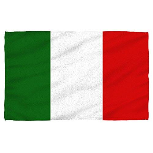 Italian Flag Golf Towel W Grommet White 16X24 (Italian Flag Throw compare prices)