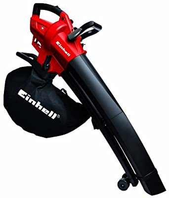 Einhell GC-EL E 2600 Leaf Blower Vacuum/Shredder by Einhell