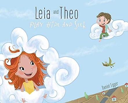 Leia and Theo Play Hide and Seek