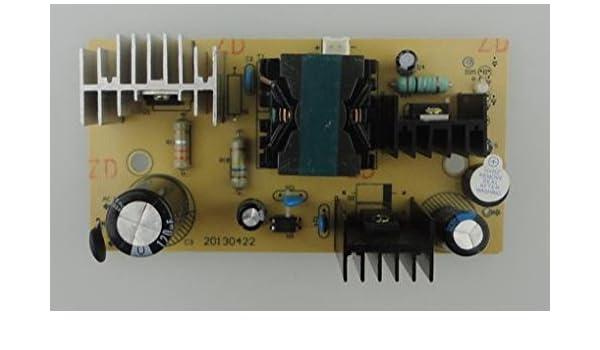 Amazon com: Mustwell 1pcs EG4318+UC3842 Lead-Acid Battery (4820), a