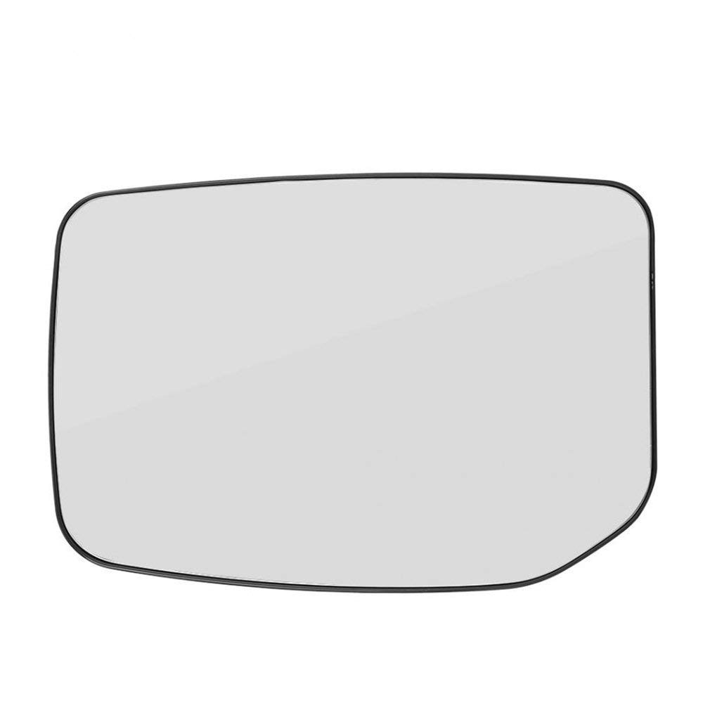 Cikuso Vetro dello Specchietto Retrovisore per Porta Ford Transit Mk6 Mk7 2000-2013 Lato Sinistro