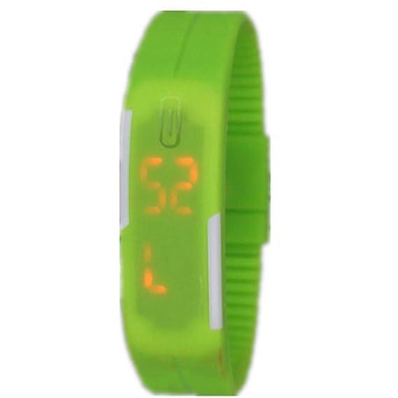 BEIBEILE Relojes para Niños Led Deporte Reloj Digital Niños Reloj para Niñas Niños Impermeable Estudiantes Relojes De Pulsera Hombres Mujeres Reloj De ...