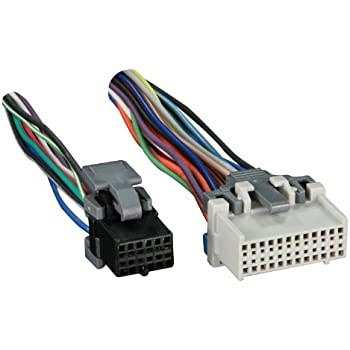 41JeiNX6OIL._SL500_AC_SS350_ amazon com metra 70 2001 radio wiring harness for gm 94 04 car 2003 buick lesabre radio wiring harness at crackthecode.co