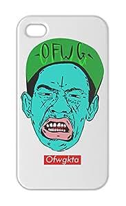 OFWGKTA Drawing Iphone 5-5s plastic case
