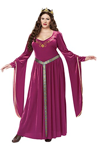Calif (Pink Lady Costume Plus Size)