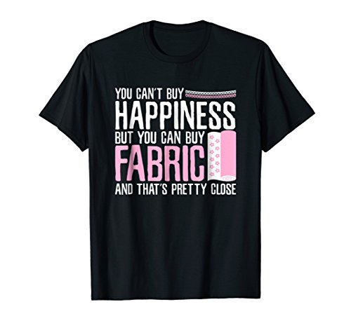 Quilt Shirt You Can Buy Fabric Happiness Tees Christmas Gift (Holidays Quilt Cotton Fabric)