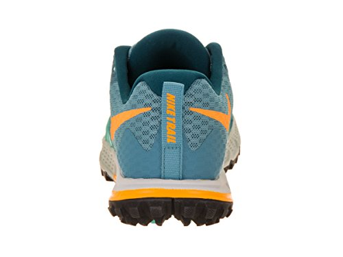 Wildhorse Aurora Nike Running Lsr Air Pltnm Women's Orng 7 US Pr 4 Zoom Women Shoe Cerulean qqCtrYw