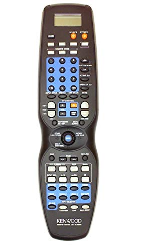 KENWOOD HOME RECEIVER REMOTE CONTROL RC-R0816 KRF-V8060D VR-6060 A70-1552-05 RF - Kenwood Home Receivers