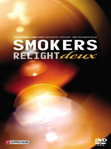 Big Fish Audio Smokers Relight Deux Sample Library DVD Set