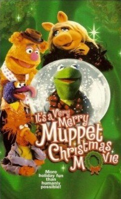 Amazon.com: It's a Very Merry Muppet Christmas Movie VHS: Whoopi ...