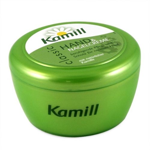 Glycerine Hand Creme (Kamill Hand Nail Creme 250ml cream by Kamill)