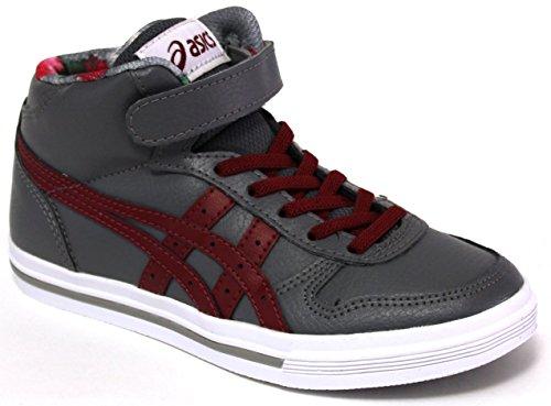 Asics C5B3Y..1125 Sneakers Boy Leder Grau Mehrfarbig