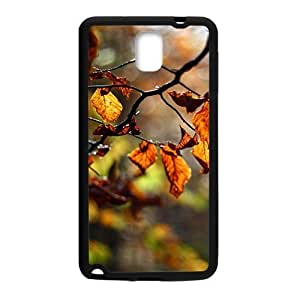 Autumn Forest Black Phone Case for Iphone 5/5S