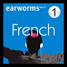 Rapid French: Volume 1 Audiobook by Earworms Learning Narrated by Marlon Lodge