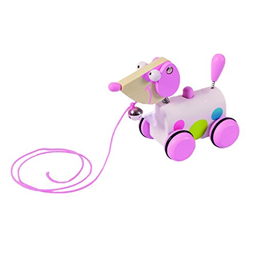 pull along dog best toys for 1 year old girls