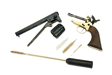Traditions Performance Firearms Pocket Gun Cleaning Kit -  44/ 45 Caliber