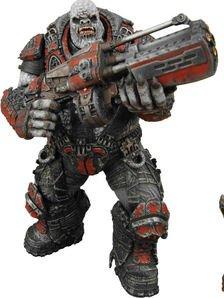 Gear of War 2: Series 5 Boomer Action Figure