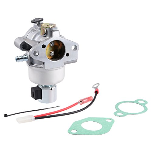uxcell 12 853 118-S Carburetor Replaces for Kohler 12853118S 12 853 104-S Lawn Tractor Mower Engine Carb with Gasket Kit