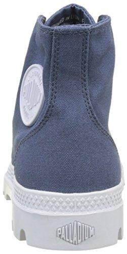 Blu Vintage Unisex Sneaker – L44 Adulto a Pampa Indigo Collo Alto Hi Blanc Palladium nZvPxwUqZ
