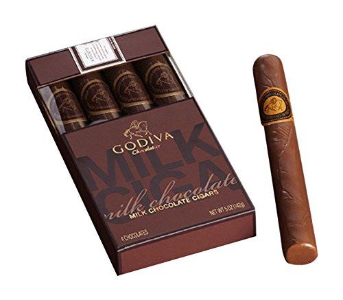 Godiva Chocolatier Chocolate Cigars Fathers