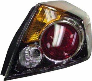 QP N0700-a Nissan Altima Passenger Sedan Tail Light Lamp Assembly Aftermarket