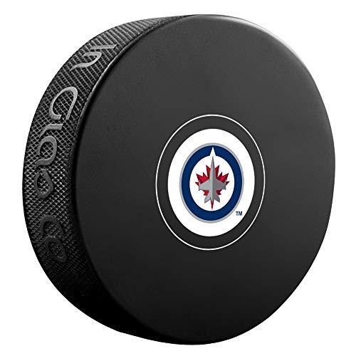 Winnipeg Jets Autograph Model Hockey Puck ()