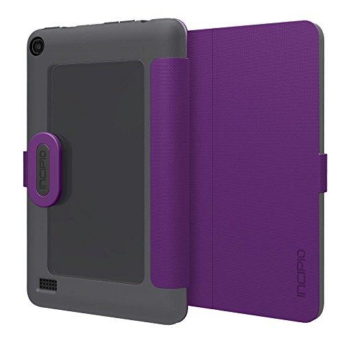 Generations Plum - Incipio Clarion Folio Fire Case (5th Generation - 2015 release), Plum Purple