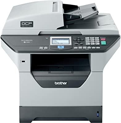 Brother DCP-8085DN - Impresora multifunción láser (30 ppm, Legal ...