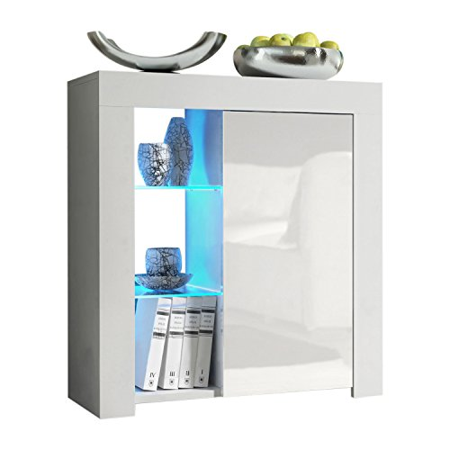 High Gloss Sideboard With Led Lights in Florida - 7