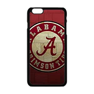 Happy Alabama Grimson Tide Fashion Comstom Plastic case cover For Iphone 6 Plus