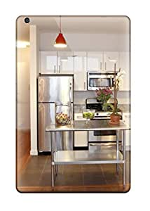 Carmnderson Premium Protective Hard Case For Ipad Mini/mini 2- Nice Design - Face Photos On Apartment8217s Wall